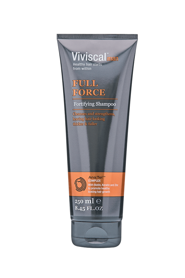 Viviscal Man Force Fortifying Shampoo
